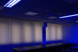 Urządzenia konferencyjne UV-C do dekontaminacji